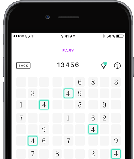 font2 Sudoku Master Edition sudoku