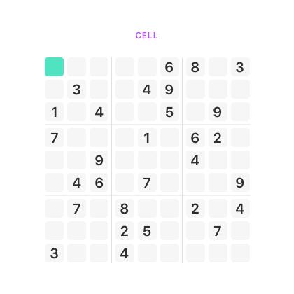 sudoku cell Sudoku Solve It sudoku